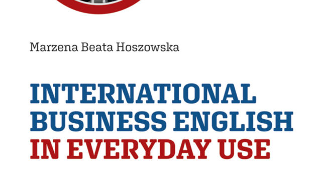 International Business English in Everyday Use